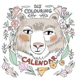 Draw Me A Lion Draw Me A Lion DIY Colouring Calendar