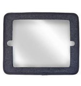 JJ Cole JJ Cole 2-in-1 Mirror - Grey