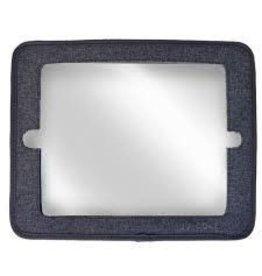 JJ Cole JJ Cole 2-in-1 Mirror - Grey
