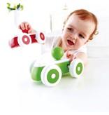 Hape Toys Hape Rolling Roadster, Green