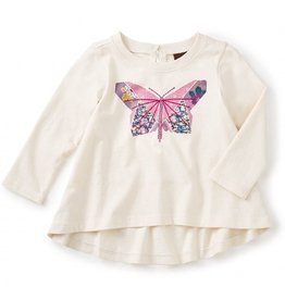 Tea Collection Tea Collection Furatta Graphic Baby Top