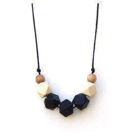 Loulou Lollipop Loulou Lollipop Silicone Geo/Round Necklace