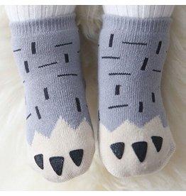 Baby Bear Socks
