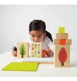 Manhattan Toys MIO Woodland + Fox + Skunk