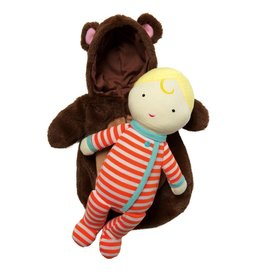 Manhattan Toys Snuggle Baby Bear