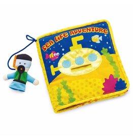 Manhattan Toys Sea Life Adventure Book