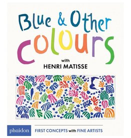 Blue & Other Colours with Henri Matisse