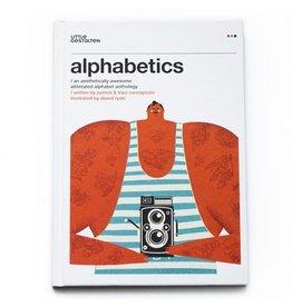Alphabetics : An Aesthetically Awesome Alliterated Alphabet Anthology