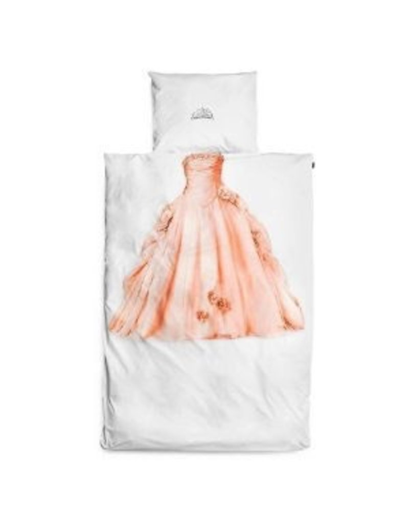 Snurk Snurk Twin Duvet Cover + Pillow - Princess