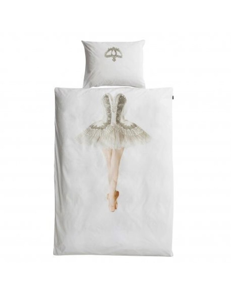 Snurk Snurk Twin Duvet Cover + Pillow - Ballerina