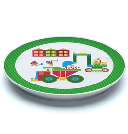Djeco Djeco Construction Dinner Plate