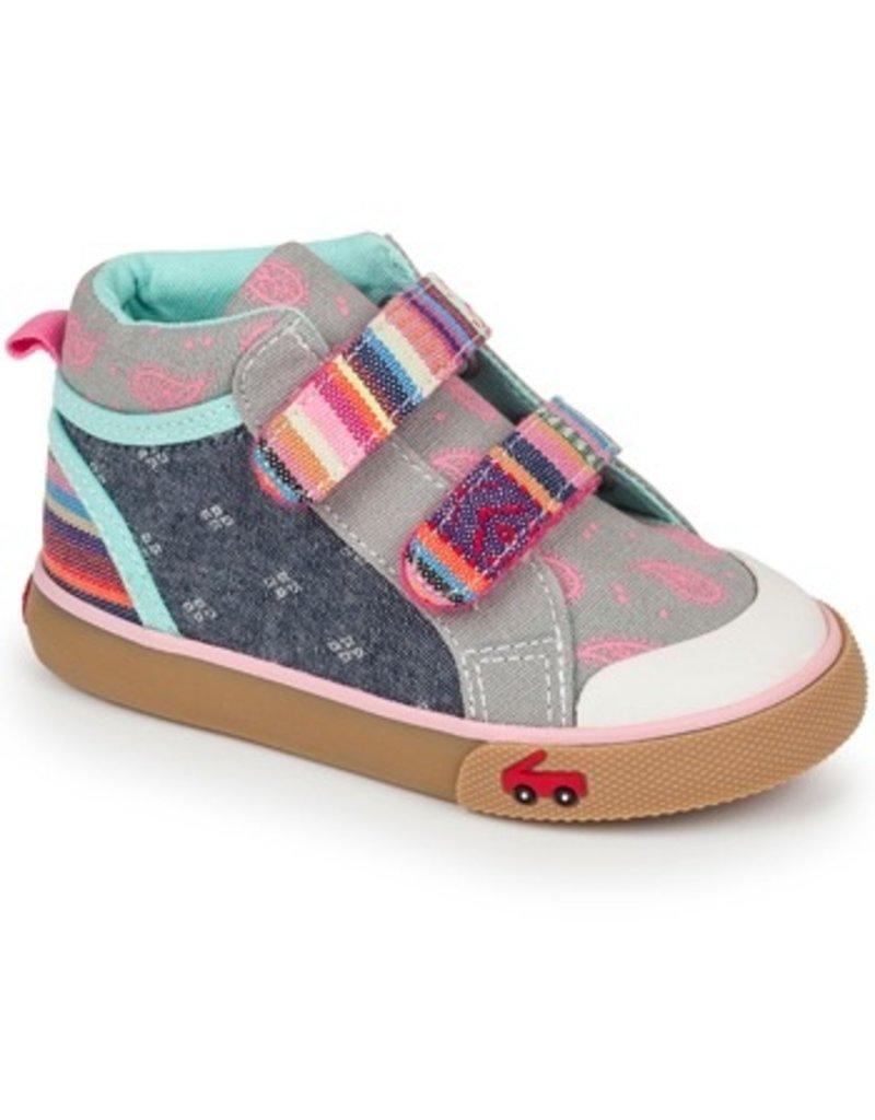 See Kai Run Kya Hightop Sneakers