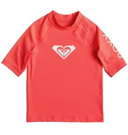 Roxy Roxy Whole Hearted SS Rashguard