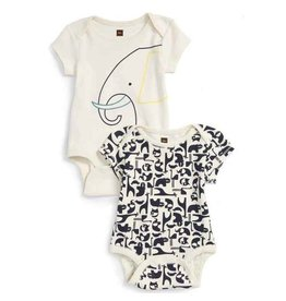 Tea Collection Tea Collection Born Free Bodysuit Set