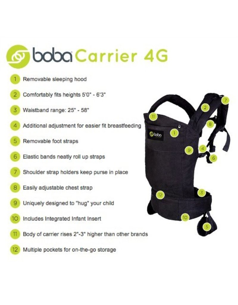 Boba Carrier 4G - Vail