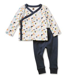 Tea Collection Tea Collection Archer Baby Outfit