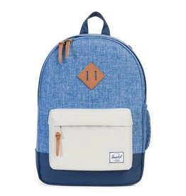 Herschel Herschel Heritage Youth - Crosshatch Navy