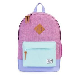 Herschel Herschel Heritage Youth - Crosshatch Fuschia