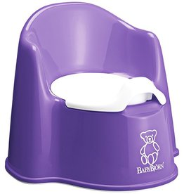 Baby Bjorn Baby Bjorn Potty Chair - Purple