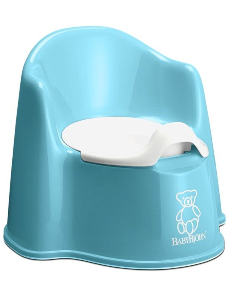 Baby Bjorn Baby Bjorn Potty Chair - Turquoise