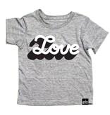 Whistle & Flute Whistle & Flute Love Script T-Shirt