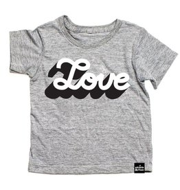 Whistle & Flute Whistle & Flute Love Script T-Shirt