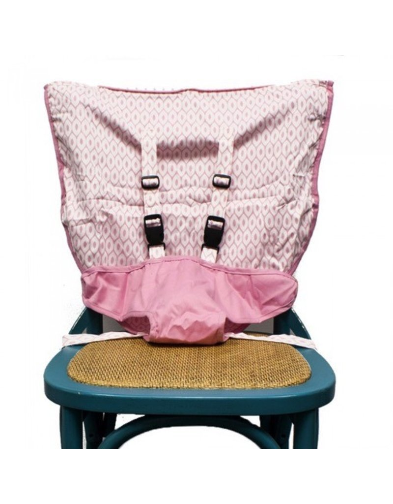 Mint Marshmallow Travel Seat