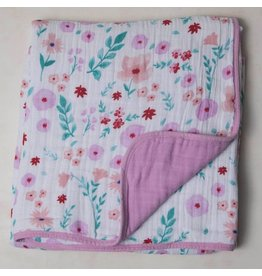 Little Unicorn Little Unicorn Cotton Muslin Quilt - Morning Glory