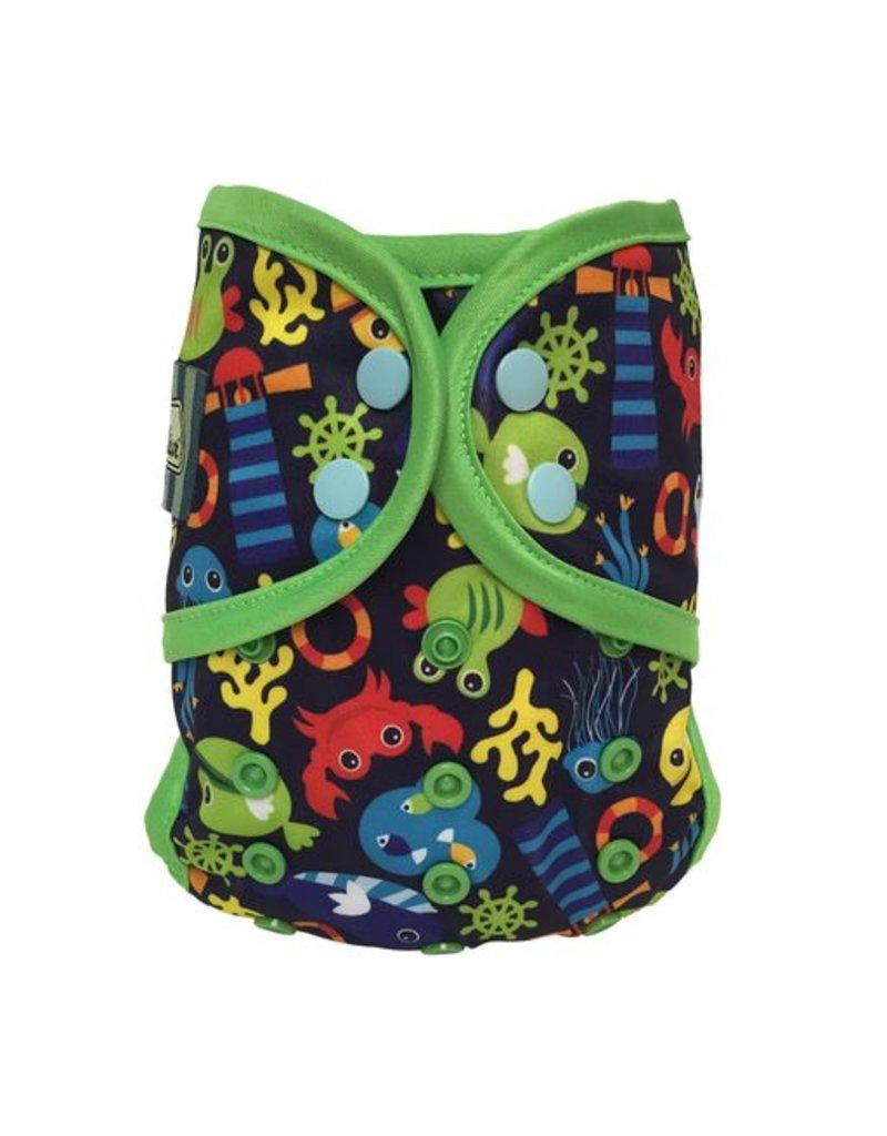 Bummis Mini Kiwi One-Size Swim Diaper
