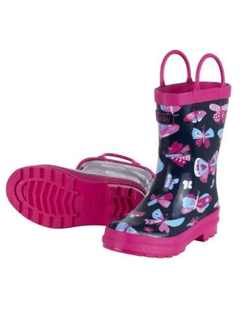 Hatley Hatley Pretty Butterflies Rain Boots
