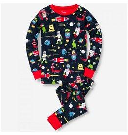 Hatley Hatley Space Aliens Pajama Set