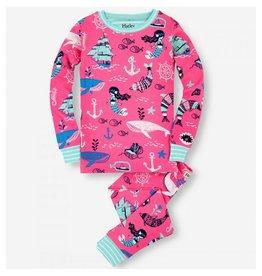 Hatley Hatley Sweet Mermaid Pajama Set