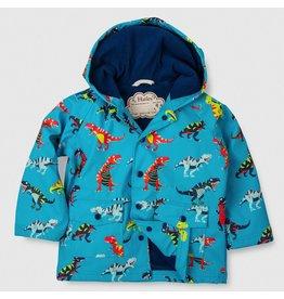 Hatley Hatley Roaring T-Rex Raincoat