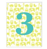Hip Baby Cards - Birthday