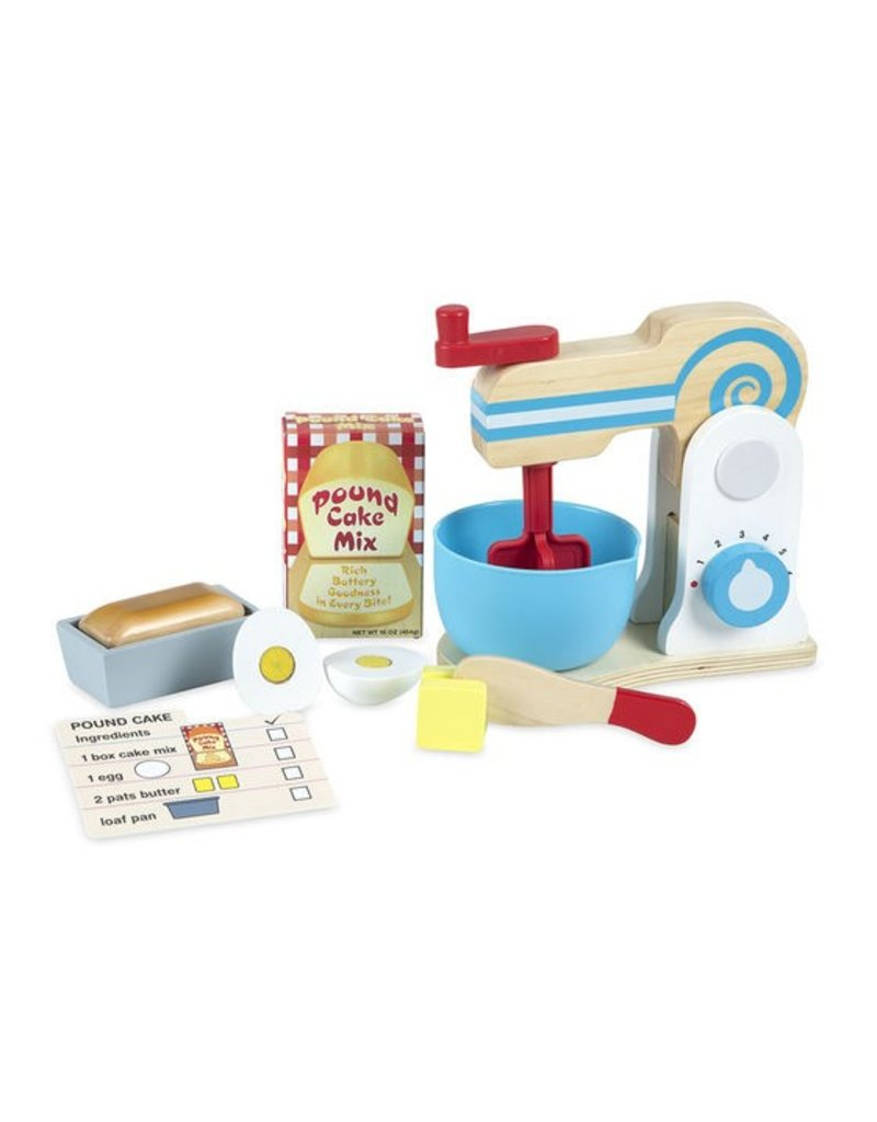 Melissa & Doug Cake Mix Set