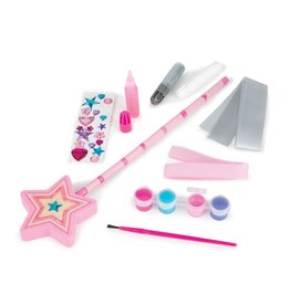 Melissa & Doug DIY Princess Wand