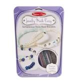 Melissa & Doug DIY Semiprecious Stone Bead Bracelets