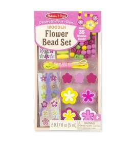 Melissa & Doug Flower Beads Set