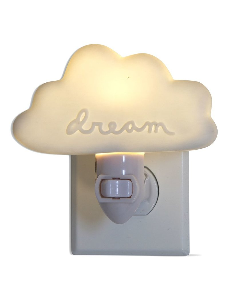 Dream Cloud Plug-In Nightlight