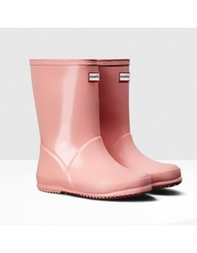 Hunter Boots Kid's First Gloss Hunter Boots