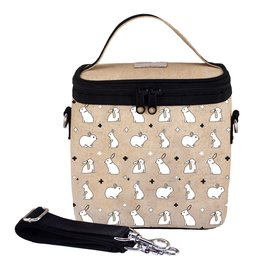 So Young Bunny Tile Small Cooler Bag