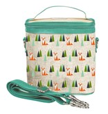 So Young So Young Olive Fox Small Cooler Bag