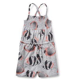 Tea Collection Tea Collection Esperance Smocked Romper