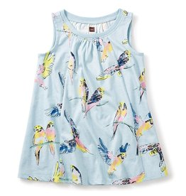 Tea Collection Tea Collection Lorikeet Trapeze Baby Dress