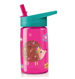 Crocodile Creek Tritan Water Bottle - Hedgehog