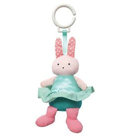 Manhattan Toys Baby Bell Bunny