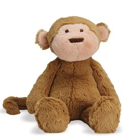 Manhattan Toys Lovelies - Mocha Monkey Medium