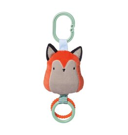 Manhattan Toys Camp Acorn Travel Toy Fox