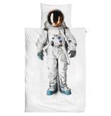 Snurk Snurk Twin Duvet Cover + Pillow - Astronaut