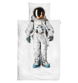 Snurk Snurk Twin Duvet Cover + Pillow - Astronaut